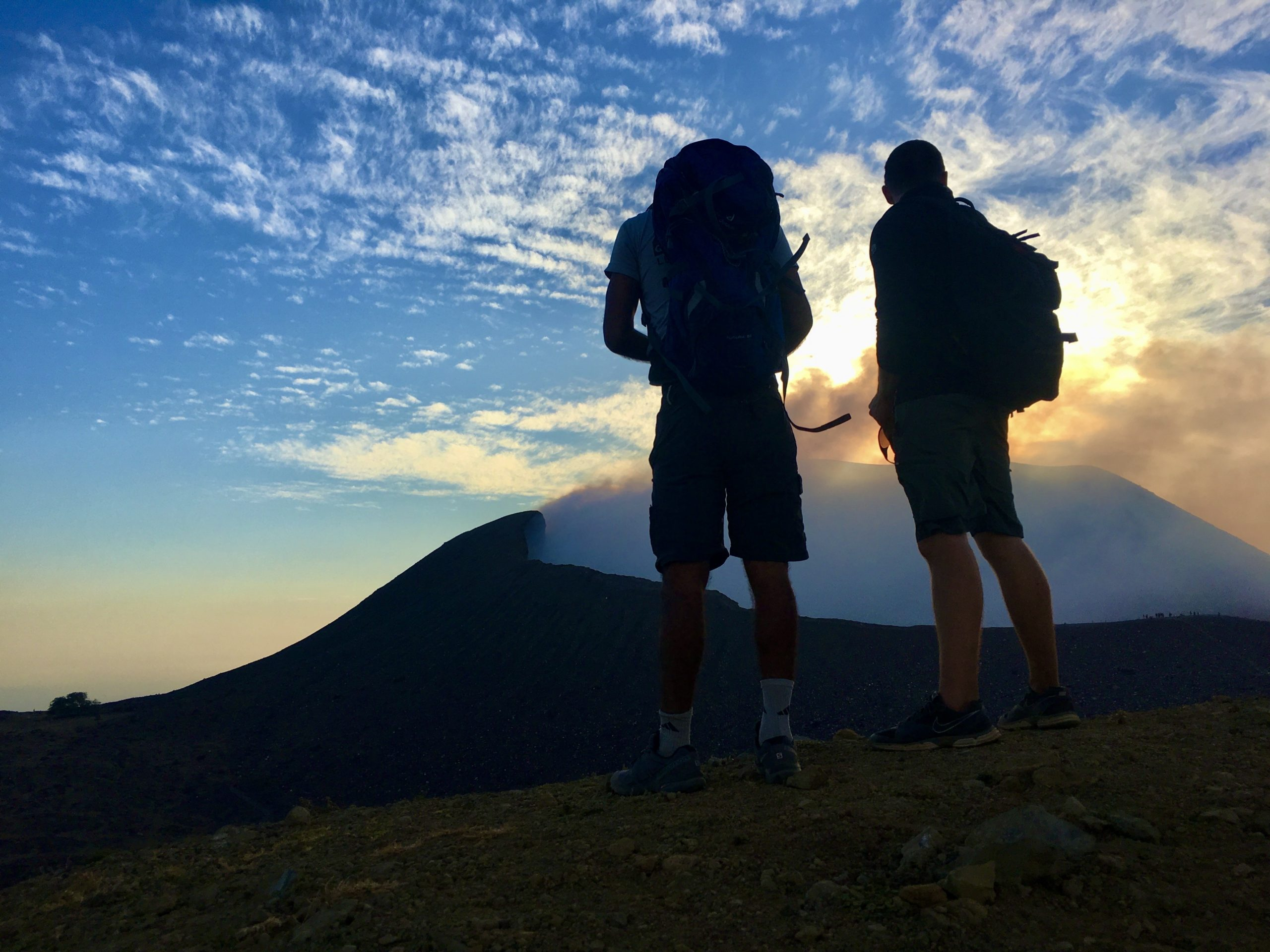 professional backpacking guide nicaragua