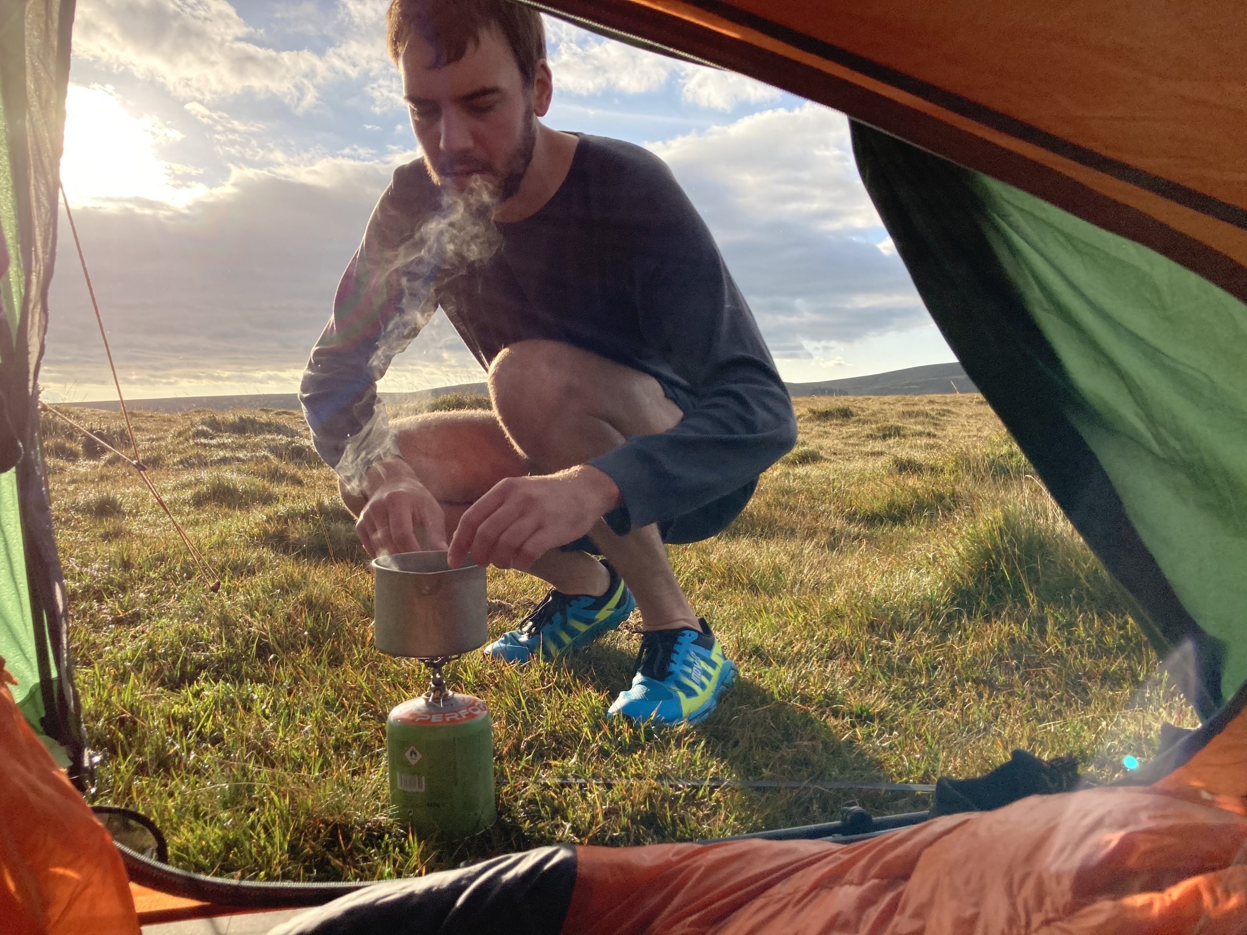 trail coffee