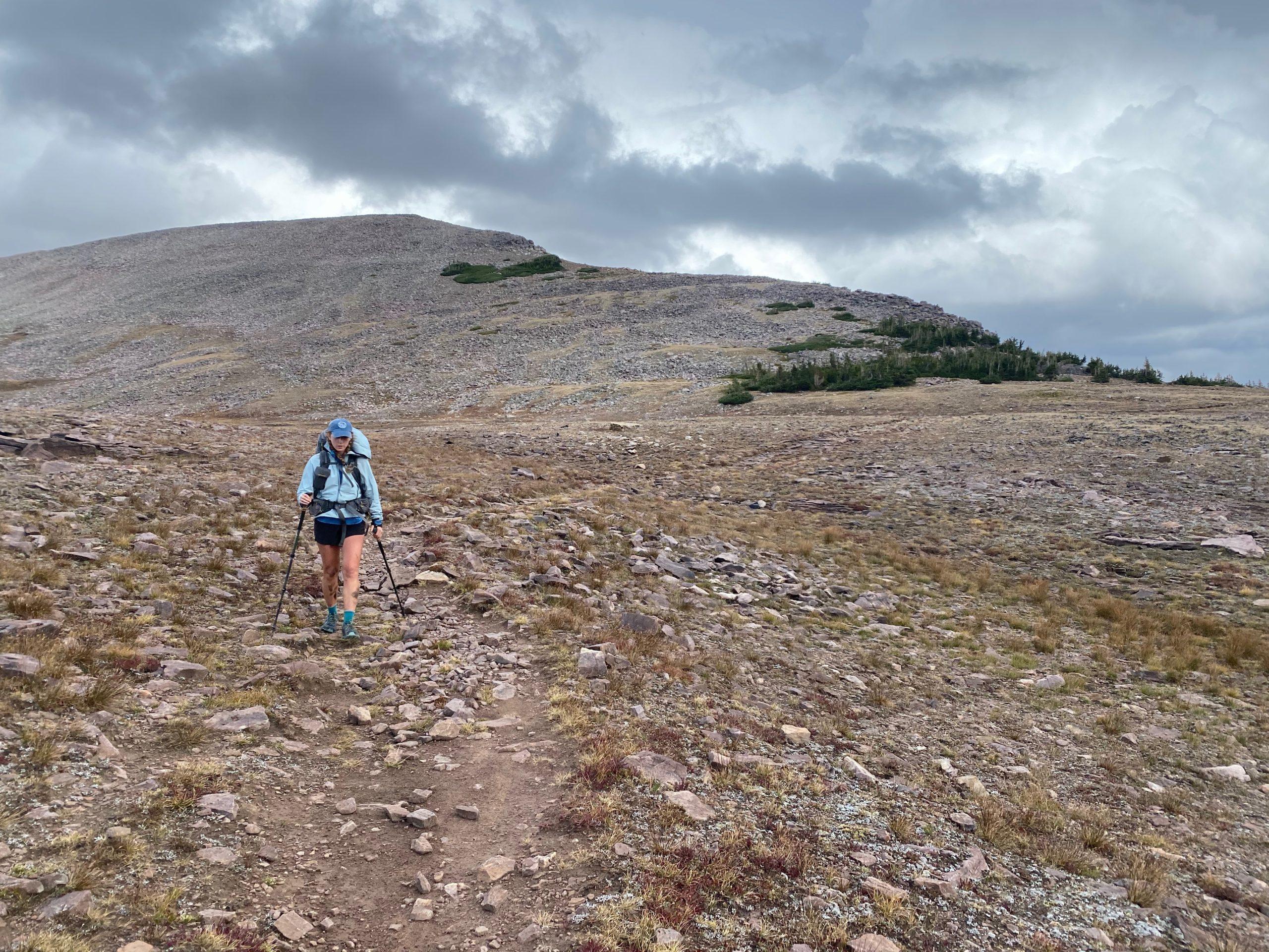 uinta highline trail